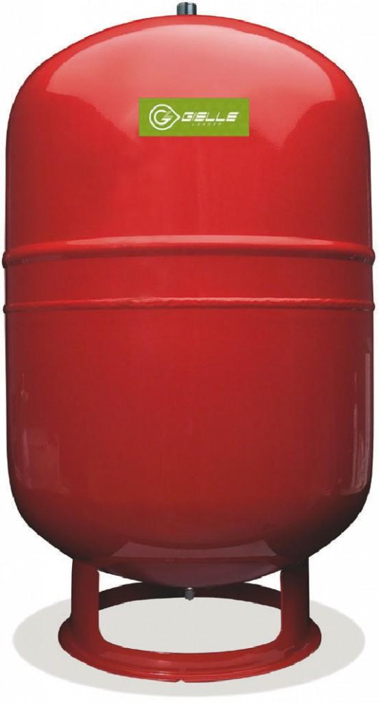 Gielle gl7955014 vasi di espansione con membrana fissa in for Vasi di espansione a membrana