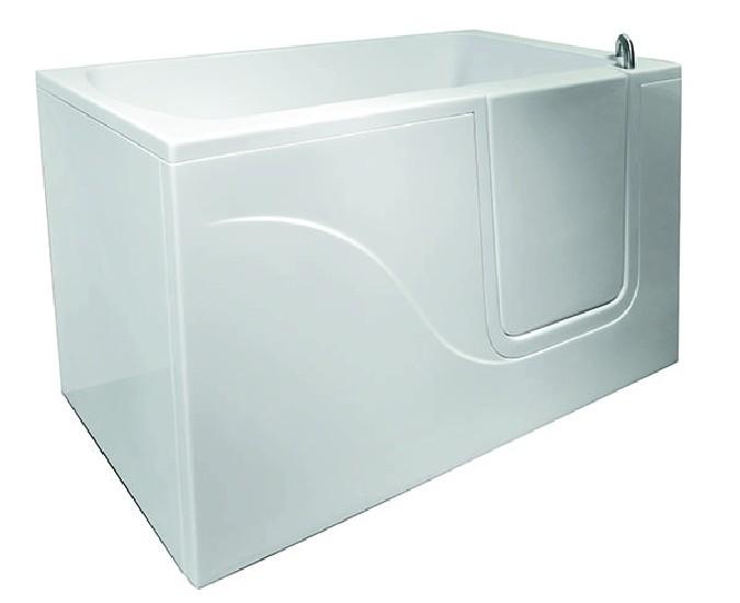 Bocchi tn4100r vasche ad accesso facilitato - Modifica vasca da bagno con sportello ...