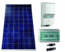 Pacchetto solare fotovoltaico PHV Poli pack 10 kWp **