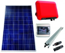 Pacchetto solare fotovoltaico PHV Poli pack 1,5 kWp*
