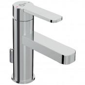 miscelatore monocomando per lavabo con bocca derogazione da 116 mm aeratore honeycomb m21
