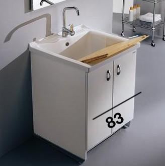 Montegrappa m147370001 mobili lavatoi acqua - Montegrappa mobili bagno ...